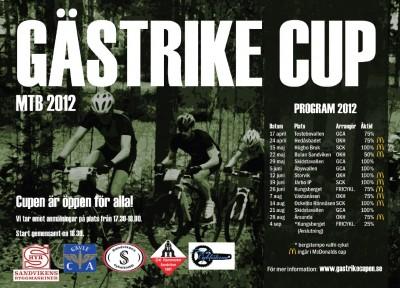 Program Gästrikecupen 2012
